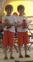 Boys w-Trophies